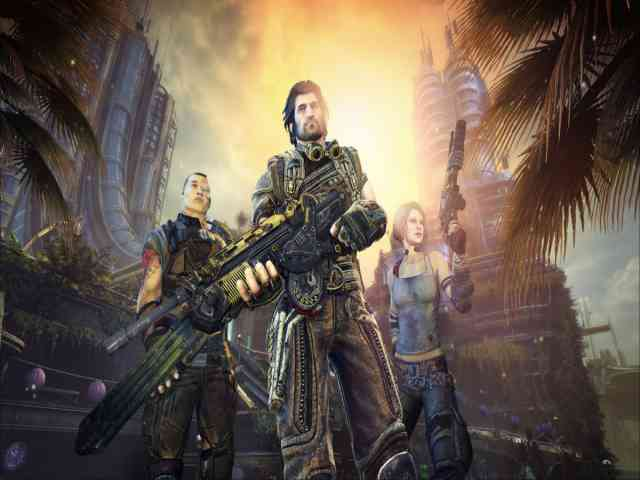 Bulletstorm Full Clip Edition Free Download For PC