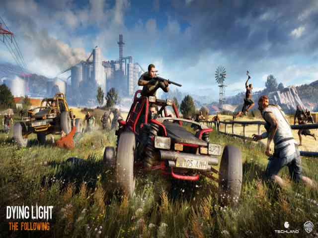 Dying Light The Following Enhanced Free Download For PC