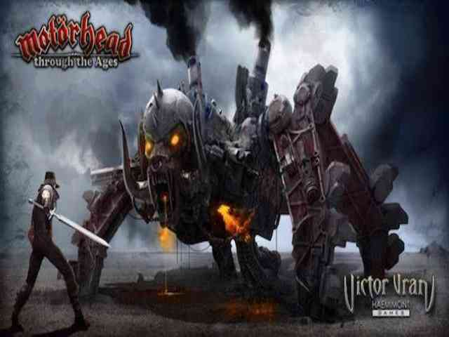 Vector Vran Motorhead Through The Ages Free Download For PC