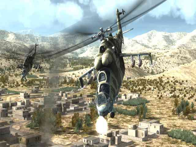 Air Missions Hind Free Download Full Version