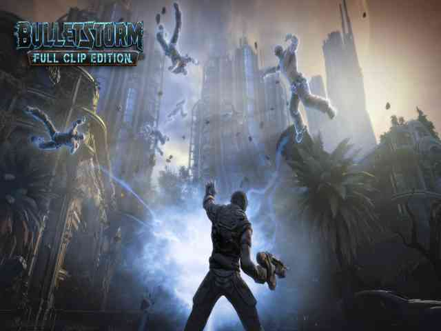 Download Bulletstorm Full Clip Edition Highly Compressed