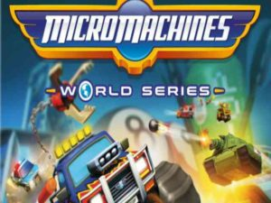 Micro Machines World Series PC Game Free Download