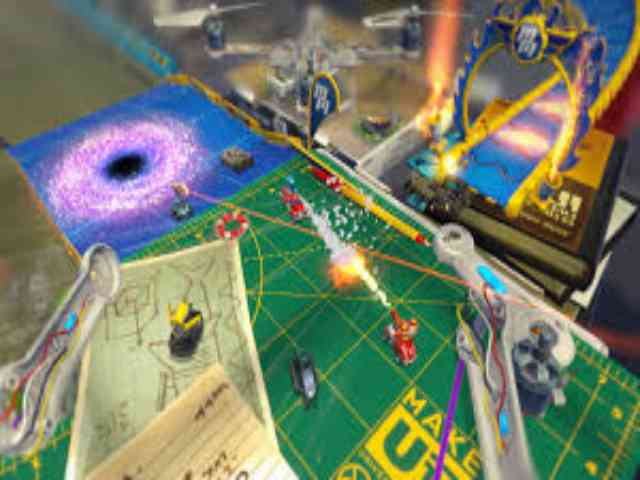 Download Micro Machines World Series Highly Compressed