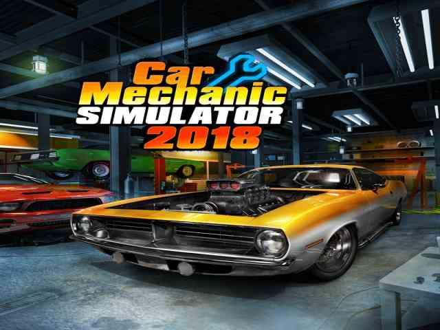 Car Mechanic Simulator    Update