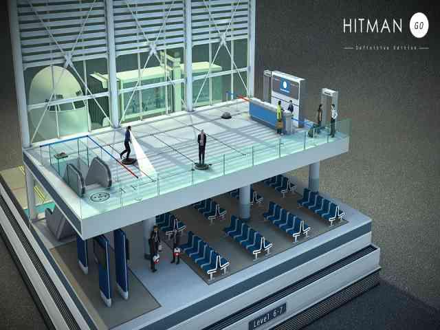 Download Hitman GO Definitive Edition Setup