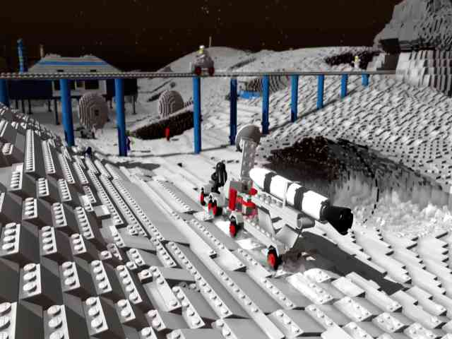 Download LEGO Worlds Classic Space Pack Setup