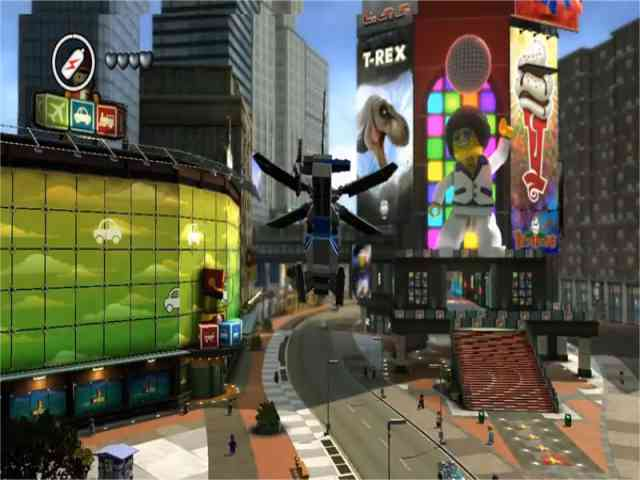 Download Lego City Undercover Highly Compressed