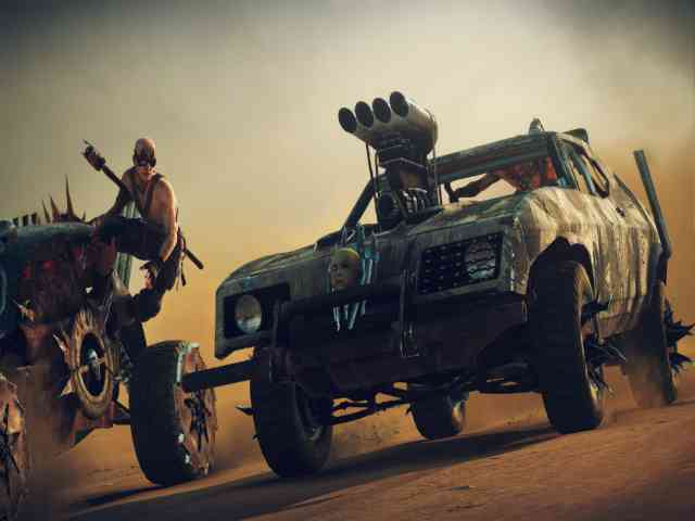 Download Mad Max Highly Compressed