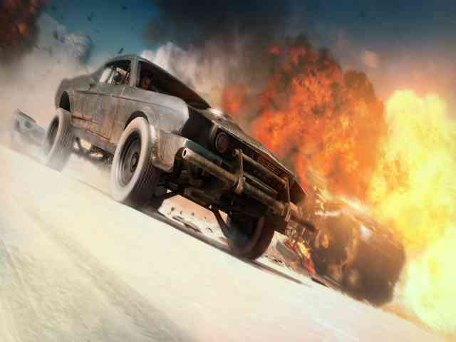 Download Mad Max Setup