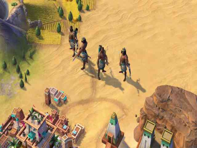 Download Sid Meiers Civilization VI Nubia Civilization and Scenario Pack Highly Compressed