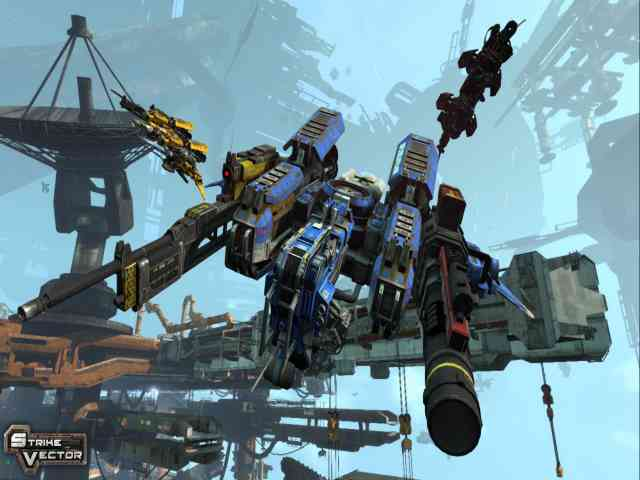 Download Strike Vector EX Highly Compressed