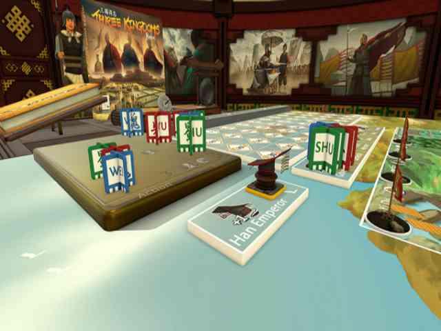 Download Tabletop Simulator Three Kingdoms Redux Setup