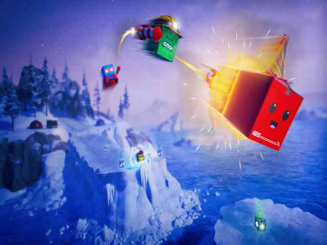 Download Unbox Newbies Adventure Highly Compressed