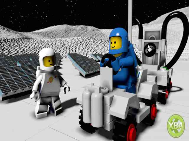 LEGO Worlds Classic Space Pack Free Download For PC