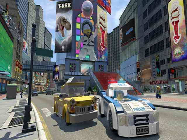 Lego City Undercover Free Download For PC
