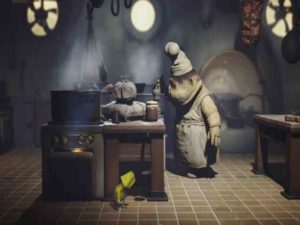 Little Nightmares Secrets of The Maw Free Download Full Version