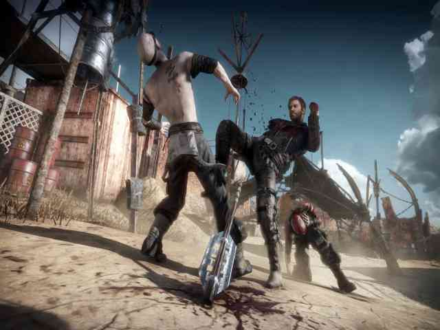 Mad Max Free Download For PC
