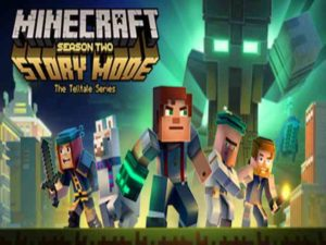 Minecraft Story Mode Season Two PC Game Free Download