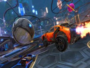 Rocket League Anniversary Free Download For PC