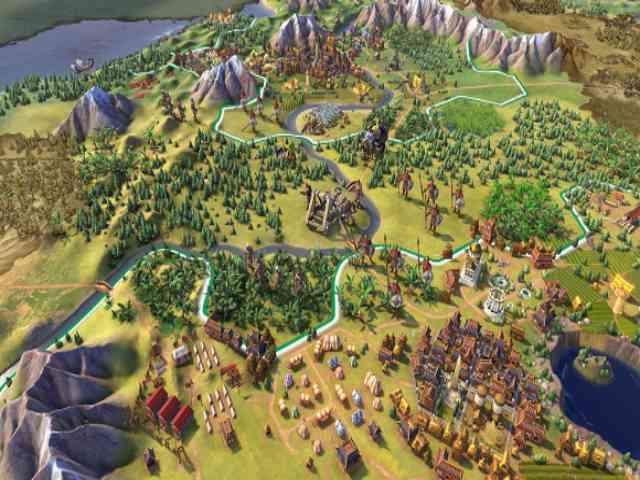 Sid Meiers Civilization VI Nubia Civilization and Scenario Pack Free Download For PC