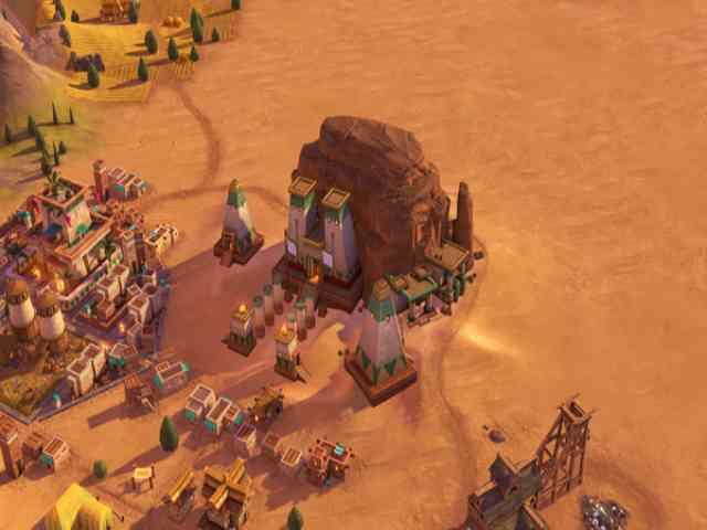 Sid Meiers Civilization VI Nubia Civilization and Scenario Pack Free Download Full Version