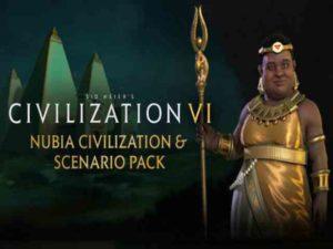 Sid Meiers Civilization VI Nubia Civilization and Scenario Pack PC Game Free Download