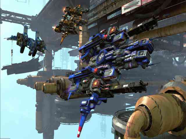 Strike Vector EX Free Download For PC