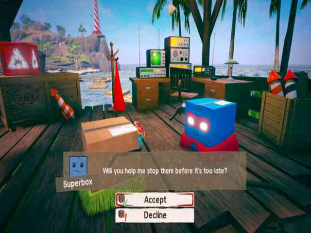 Unbox Newbies Adventure Free Download For PC