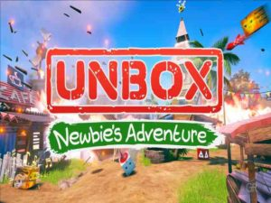Unbox Newbies Adventure PC Game Free Download