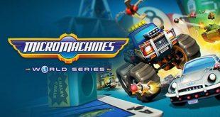 micro machines world series game