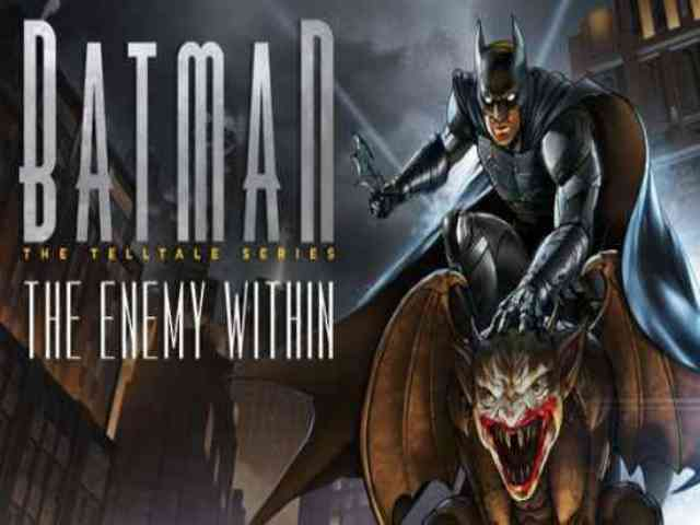 Batman The Enemy Within Episode 1 PC Game Free Download
