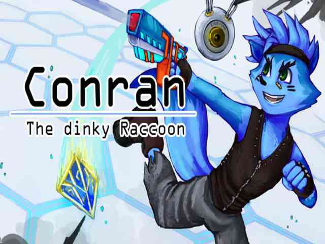 Conran The Dinky Raccoon PC Game Free Download