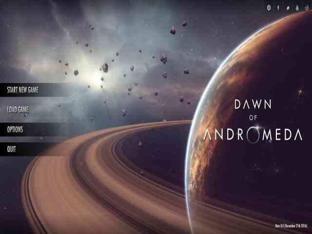 Dawn of Andromeda Free Download For PC