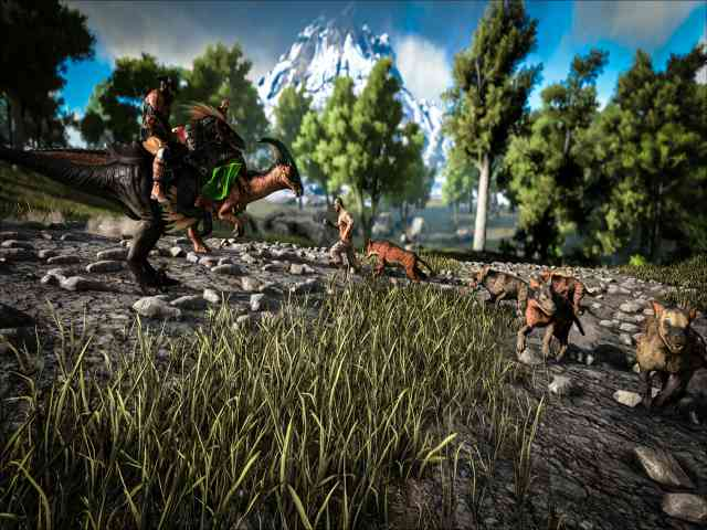 Download ARK Survival Evolved Setup