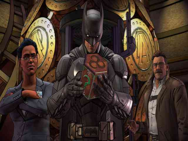 Download Batman The Enemy Within Episode 1 Highly Compressed