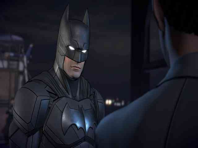 Download Batman The Enemy Within Episode 1 Setup