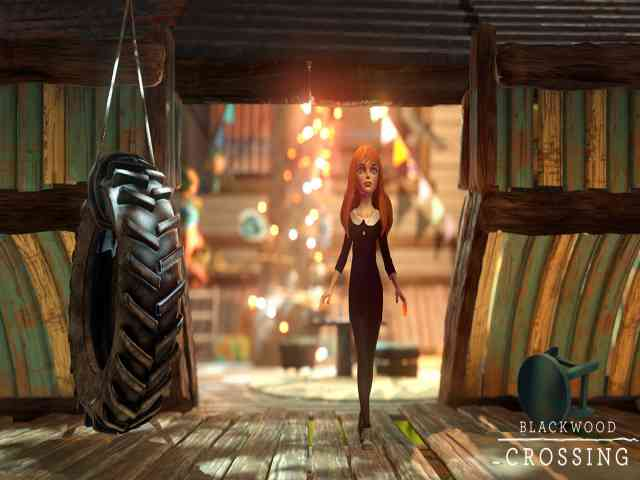 Download Blackwood Crossing Highly Compressed