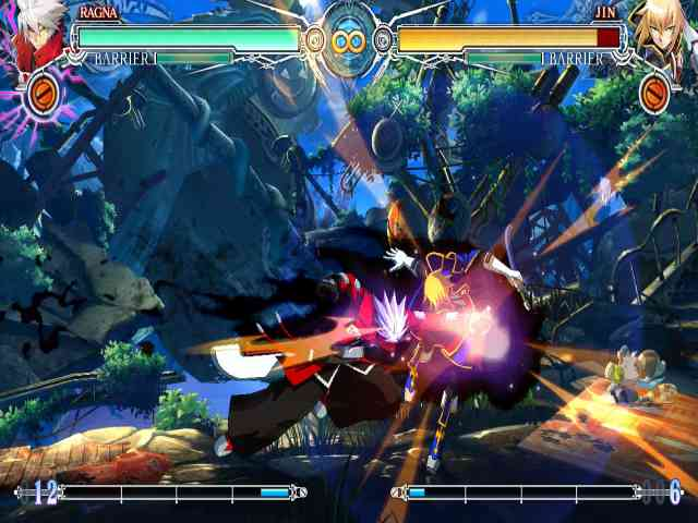 Download BlazBlue Centralfiction Highly Compressed