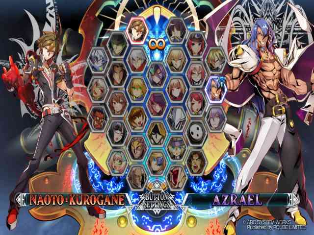 Download BlazBlue Centralfiction Setup