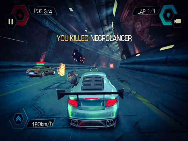 Download Cyberline Racing Highly Compressed