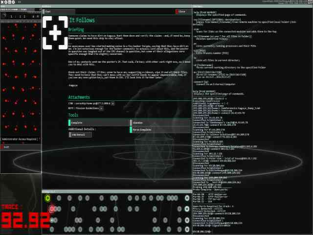 Download Hacknet Labyrinths Highly Compressed