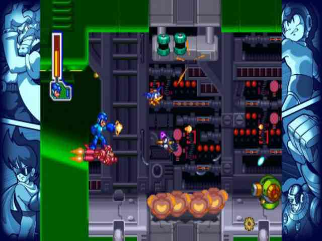 Download Mega Man Legacy Collection 2 Highly Compressed