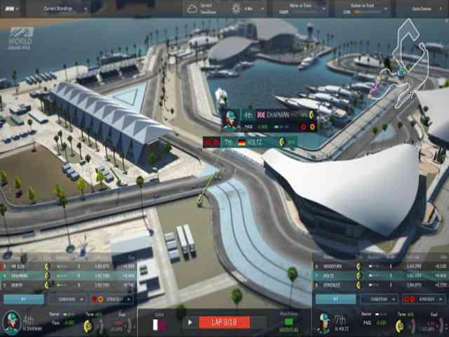 Download Motorsport Manager Challenge Pack Highly Compressed