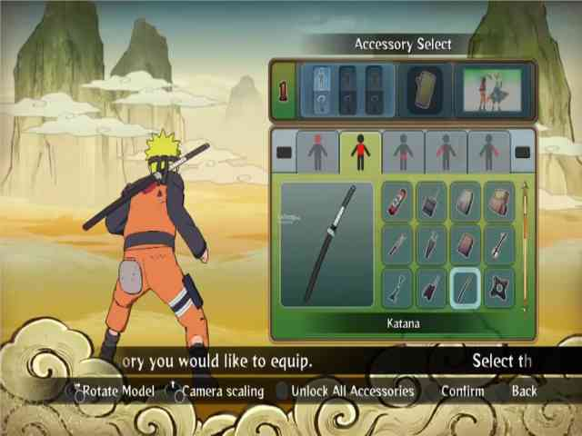 Download Naruto Ultimate Ninja Storm Highly Compressed