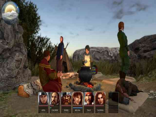 Download Realms of Arkania Star Trail Setup