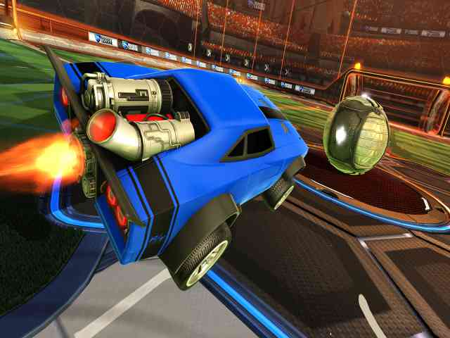 Download Rocket League The Fate and The Furious Setup