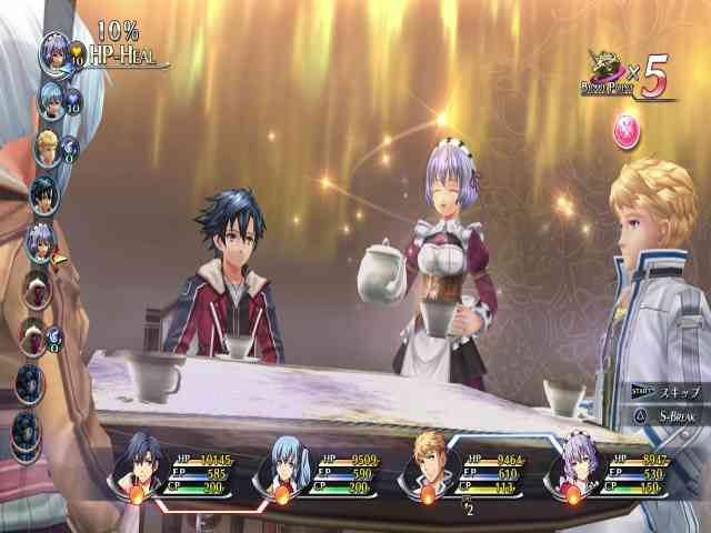 Download The Legend of Heroes Trails of Cold Steel Highly Compressed