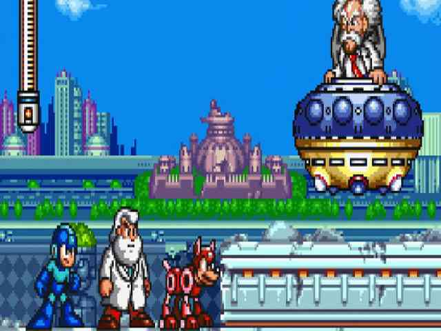 Mega Man Legacy Collection 2 Free Download For PC