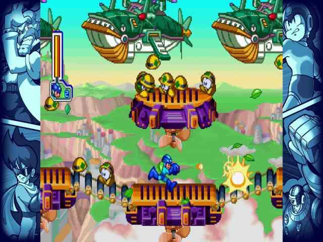 Mega Man Legacy Collection 2 Free Download Full Version
