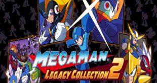 Mega Man Legacy Collection 2 PC Game Free Download